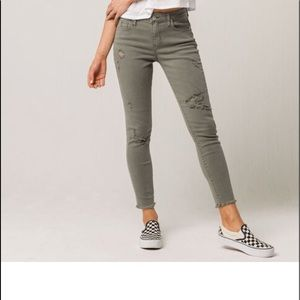 RSQ Baja Ankle Jeans